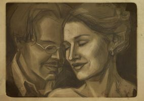 Richard and Margaret by AgarthanGuide