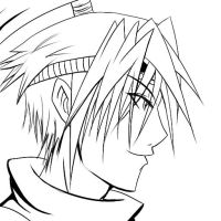 SLM: SAI Lineart by witch-girl-pilar