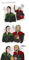 Thor - you are not quote by the-evil-legacy