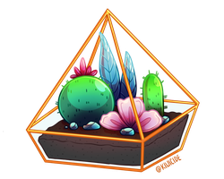 Another Terrarium by Kiwicide