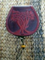 The Bayeux Tree Belt Pouch by Meredyth