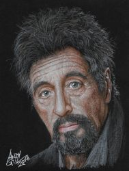 Al Pacino2 by AndyGill1964