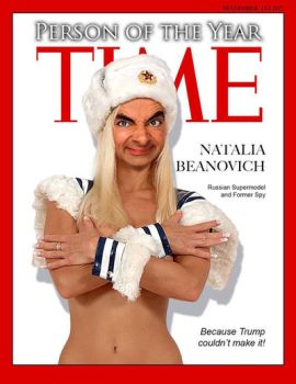 TIME Magazine Speaks Out! by RodneyPike