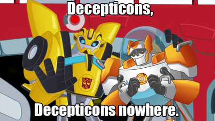 Rescue Bots in a Nutshell by 76JacK