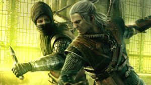 The Witcher 2 Assassins Of Kings by vgwallpapers