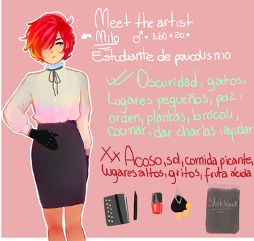 Meet the artist - El Cuyano by PrinceCerbero