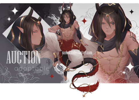 [CLOSED TY] Dragon lord adopt auction by SashaKim