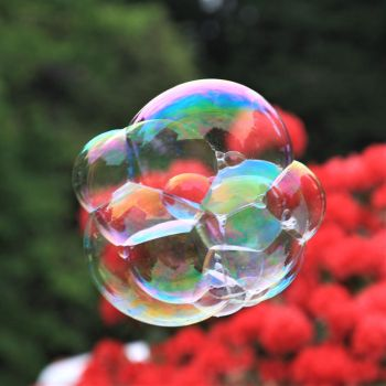 Bubbles by ArtistStock