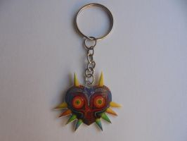 zelda majoras mask by Vavercraft