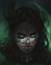 Witch doctor by RaV89