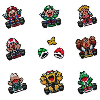 Super Mario Kart Collection by arcade-art