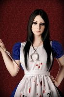 Alice Liddell Cosplay 13 by LucyIeech