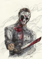 Jason by samurai30