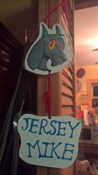 Jersey Mike | BADGE by Ravenhoof