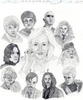 Harry Potter. by Michelles-Stuff
