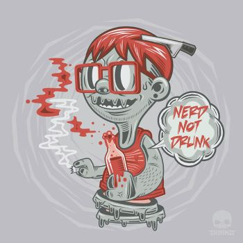 Nerd Boy by thinkd