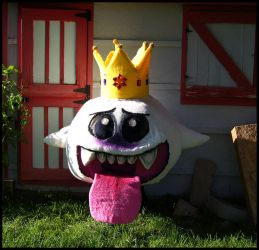 King Boo Cosplay by LimoMeow