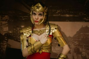 Wonder Woman - Injustice Gods Among Us by shua-cosplay