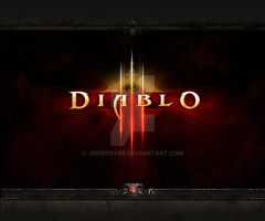 Diablo Dungeon Go Launcher Wallpaper 2 by Jekmyster
