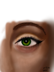 Realism Attempt #1 by NikaStryx
