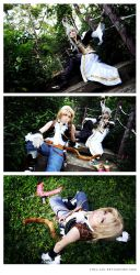 - FF9 : Brothers - by Lina-Lau