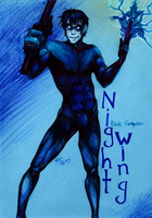 Nightwing: Young Blood by kay-sama