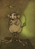 Gaseous puddle rat by CopperAge