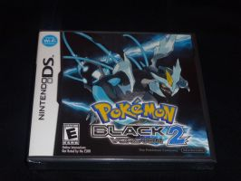 Pokemon Black 2 by Reshiramblack2