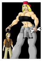 Request:Winry Rockbell by MiniGtsLover