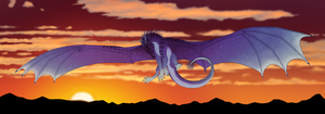 Wings of Fire Commission- Lacuna by Iron-Zing