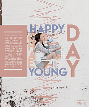 happy chaeyoung day! | 042399 by Caeruha