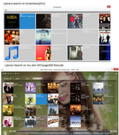 Album Library Search (WSH Script) by thanhdat1710