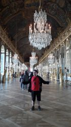 Tubich In Paris: Inside Versailles palace! by tubi4
