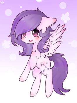 Art Trade With ReimbowKawaii97 by WindyMils