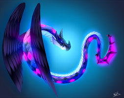 Flying Serpent by Nexeron