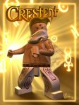 Lego Crestent by toddworld