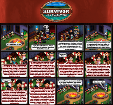 SFC16 Day 39 Final Tribal Council Openings by SWSU-Master