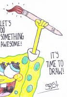 Let's Do Something Awesome! by spongefan257