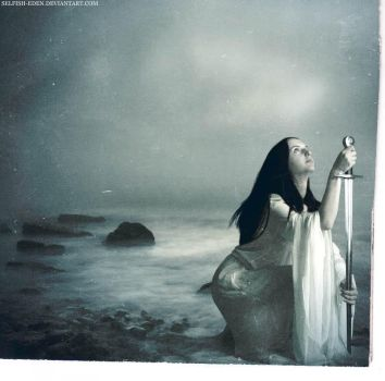 Lady of the Lake by Selfish-Eden