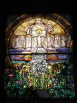 Stained glass landscape by evangeline40003