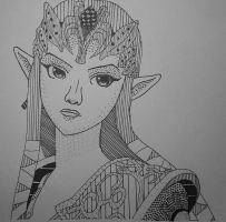 Zelda by Sweettooth5505