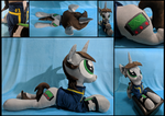 Little Pip - 36 inch laying plush by WhirlwindFlux