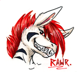 Kria headshot by not-fun