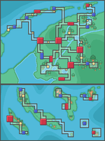 Frysla Region Map by sylver1984