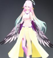 MMD - Jibril +Dl by PilouLaBaka