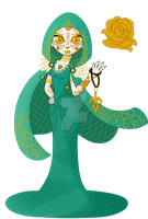 Cempasuchil queen of mewni svtfoe adoptable open by J053PH-D4N13L