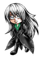 COMM: Chibi Zypher by DarkSena
