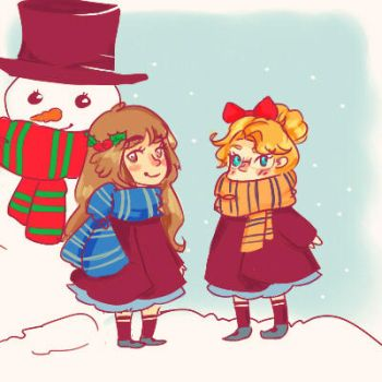 10 Days of Christmas Gifts - snow by storybear