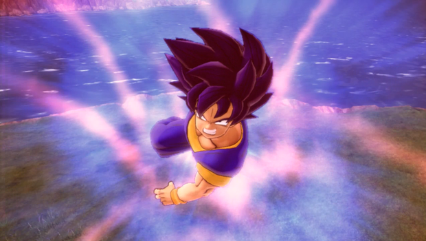 Son Taven's Last Stand! (Taven Kaioken) by SonTaven