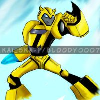 bumblebee animated asdfg by Bloo-DKai12